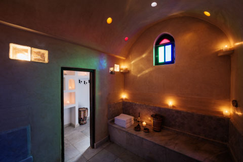 No trip to Marrakech would be complete without a hammam experience, Riad Les Yeux Bleus