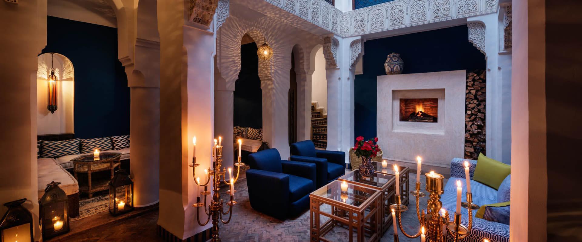 Luxury boutique hotel marrakech riad les yeux bleus for Luxury riad in marrakech