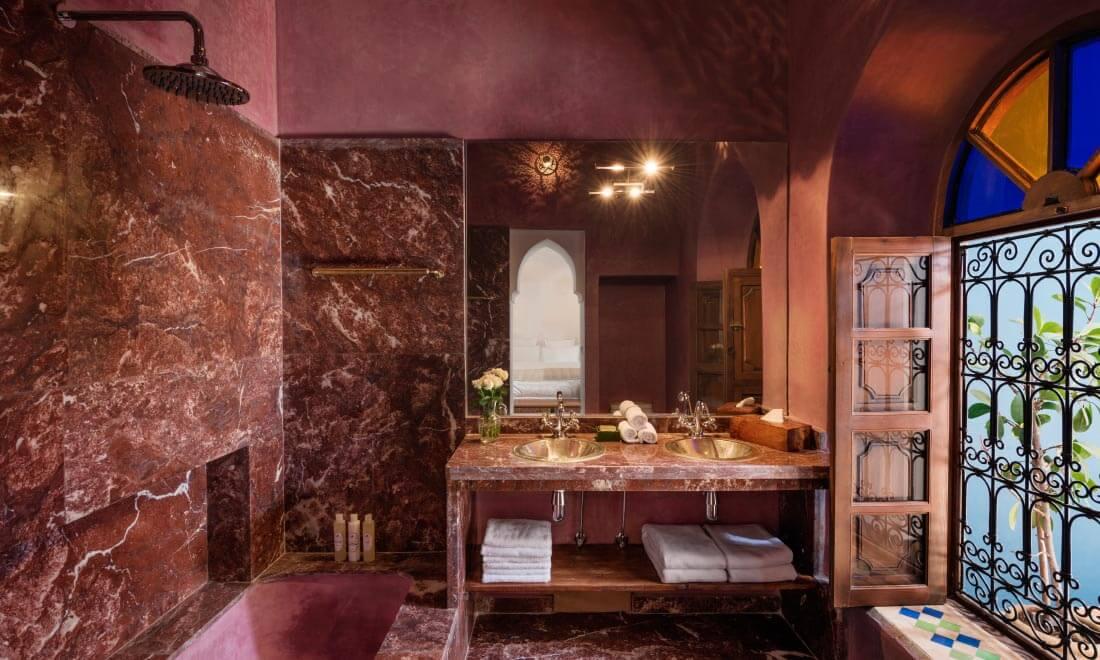 Riad Les Yeux Bleus Luxury Boutique Hotel Accommodation