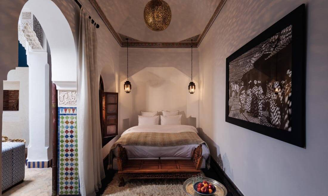 luxury riad in marrakech morocco