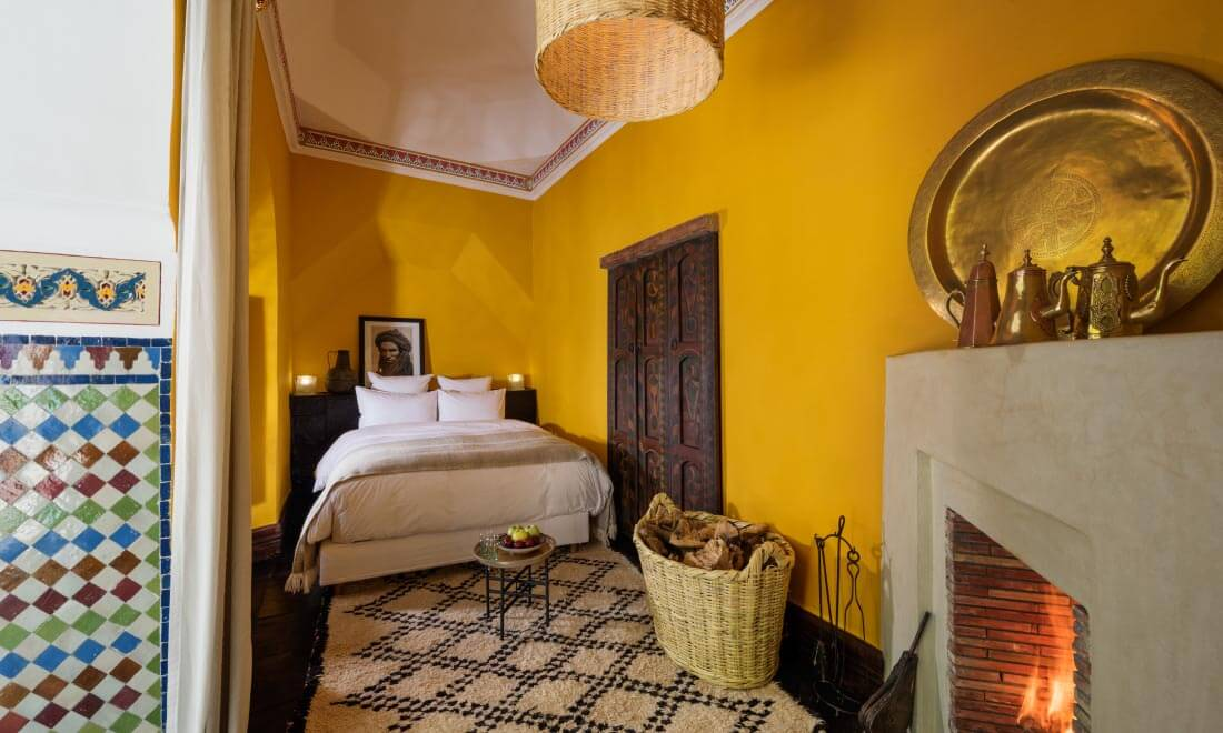 Riad Les Yeux Bleus Luxury Boutique Hotel Accommodation